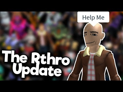 The Rthro Update (Roblox)