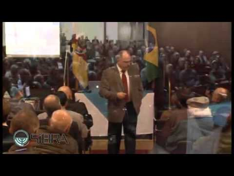 Palestra do General Sergio Etchegoyen Geo Política