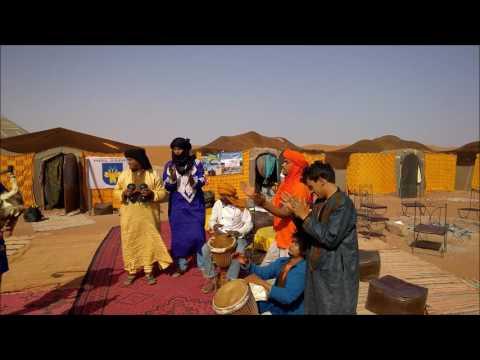 DudySkrzypce - Pońc Sisters - Chigaga Group in the Sahara. Erg Chigaga - Morocco