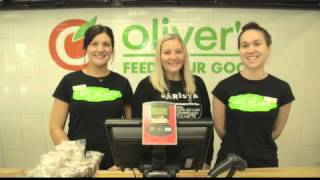 Oliver's Real Food Franchising opportunities