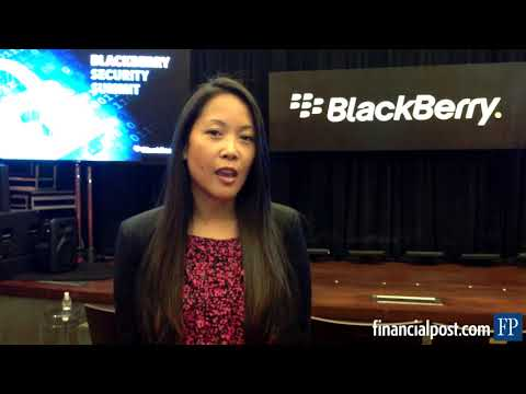 BlackBerry doubles down on security at NYC summit with acquisition