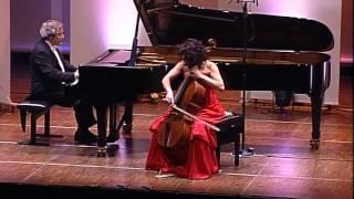 "Joaquin Nin ""Andaluza"" Yvonne Timoianu, Cello, Alexander Preda, Piano"
