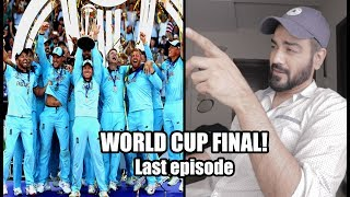 BEST FINAL EVER | England v NZ |  Episode: 10 (Last) | CBA World Cup Diaries