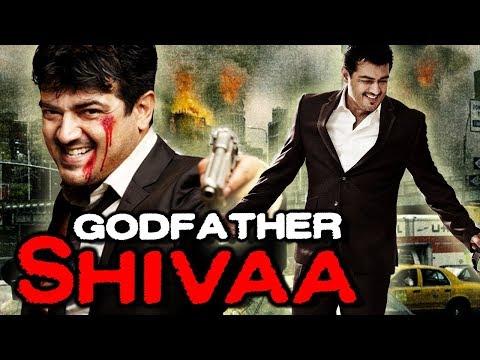 Godfather Shiva (Paramasivan) Hindi Dubbed Full Movie   Ajith Kumar, Laila, Prakash Raj