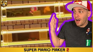 Super Mario Maker 2: 0.04% Clear Rate Triple Special Delivery!