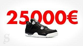 Warum dieser Sneaker 25000€ wert ist