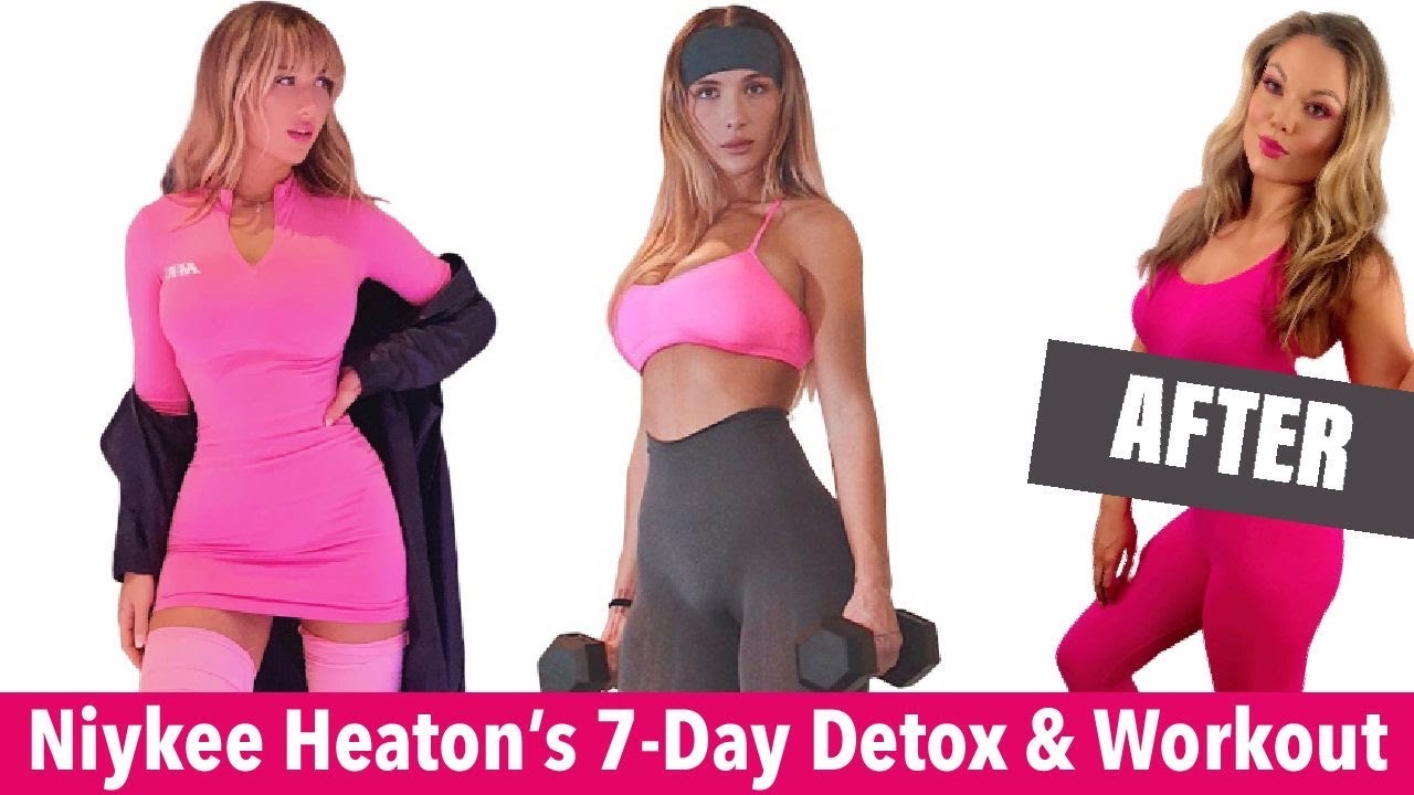 I Did Niykee Heaton's 7-Day Detox & Workout