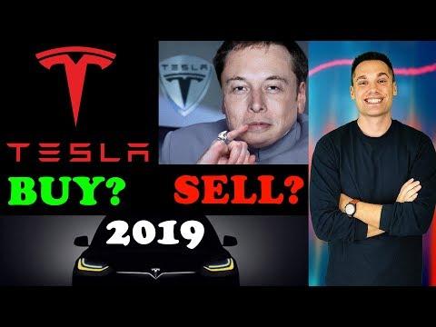 Is It Finally Time To Buy TESLA Stock? - (TSLA Stock Analysis & Review 2019)