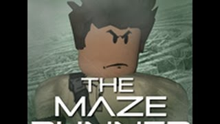 Roblox Maze Runner Part 1 {it has just begun} ✔