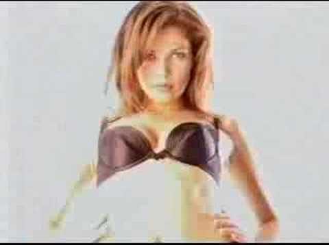 Gossard Wonder Bra - 1990's UK Advert
