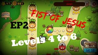 Fist Of Jesus: EP2 (PC) Levels 4 to 6 - Walkthrough - Gameplay