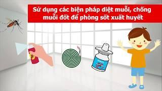 Thông điệp phòng, chống sốt xuất huyết 2020