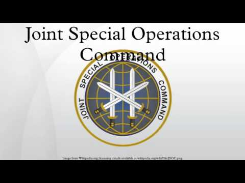 Joint Special Operations Command