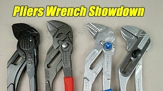 "Pliers Wrench Showdown (250mm/10"")"