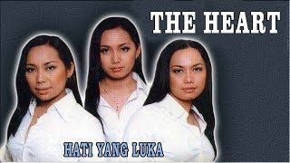 THE HEART - Hati Yang Luka - Cipt. Obbie Messakh