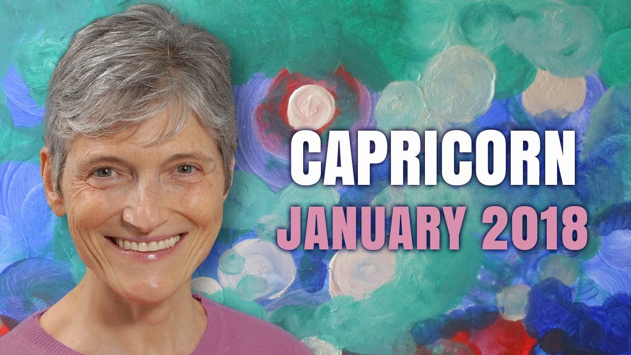 capricorn january 2020 horoscope barbara goldsmith