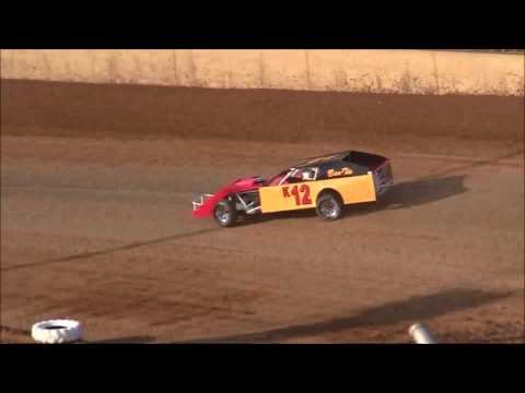 UMP Modifieds at Lawrenceburg Speedway 5-13-2017