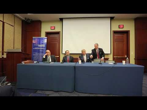 Panel Discussion of Reflections: The Balfour Declaration and American Values