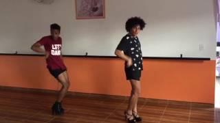 Dangerously in love /Beyonce _Coreografia-Glaydson Mesquita (Stiletto)