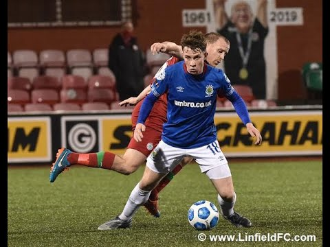 Cliftonville Linfield Goals And Highlights