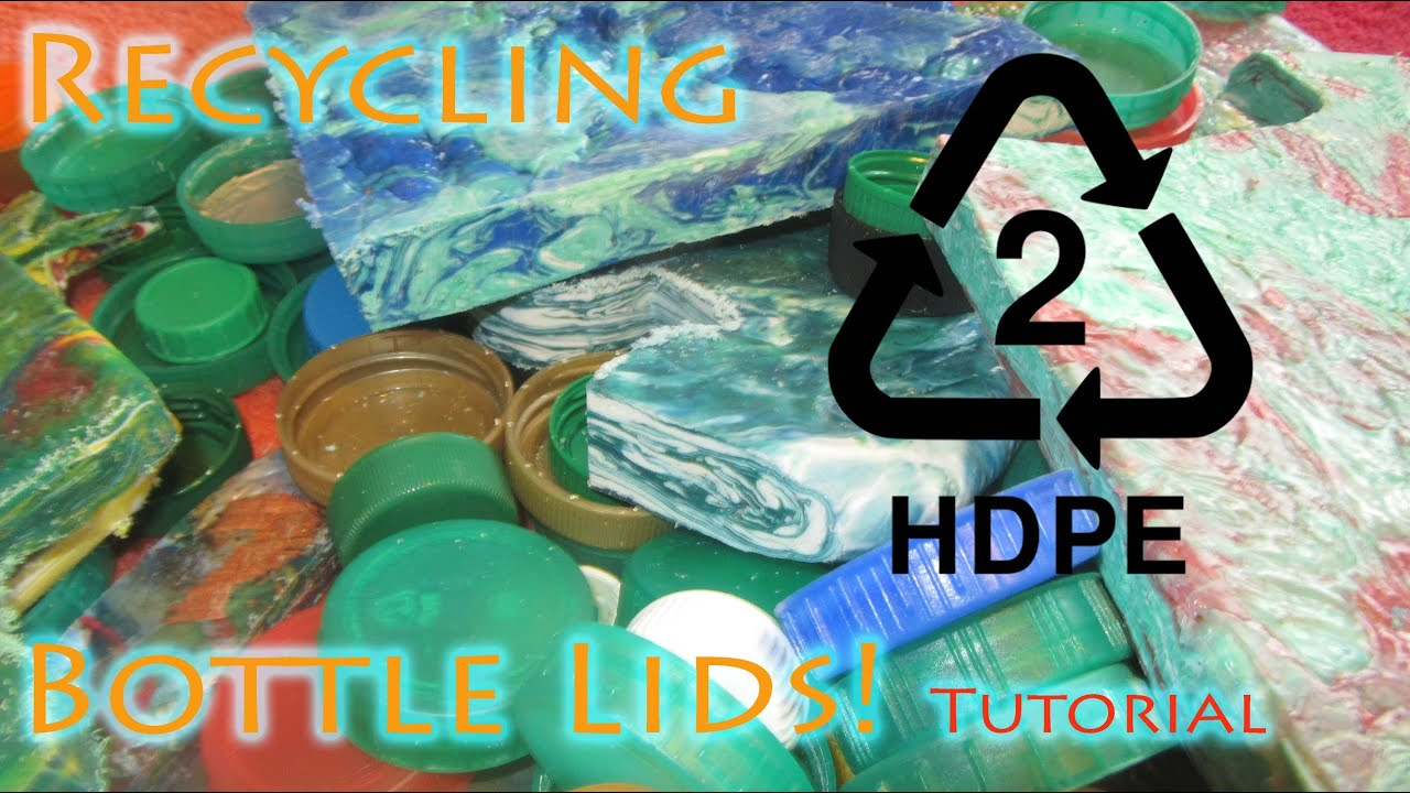How To Recycle HDPE Bottle Lids Into Flawless Flat Sheet