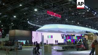 Detroit Auto Show set to rev up