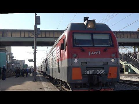 Train From Ulan-Ude To Irkutsk (Поезд из Улан-Удэ в Иркутск)