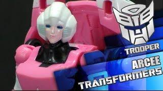 Transformers Generations  ARCEE en Español - Trooper Reviews