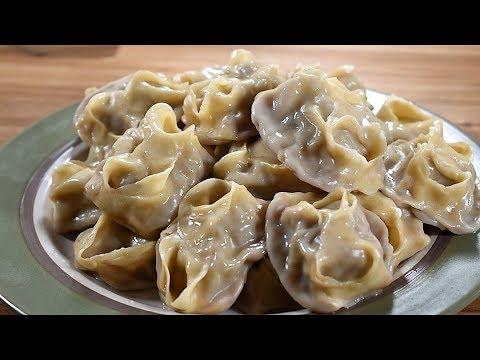 Mantu Dumplings- Deliciouse Juicy Beef Dumplings
