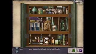 Letters From Nowhere Chalk Puzzle level 3