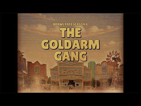 Brawl Stars Animation: Season 6 - The #GoldarmGang