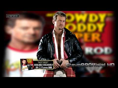 "WWE: ""Rowdy"" Roddy Piper Theme Song: ""Hot Rod"" - Jim Johnston"