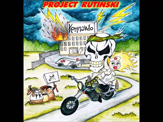 Project Rutinski - Lääkettä