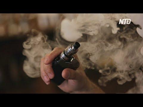Зафиксирован первый случай смерти из-за курения электронных сигарет