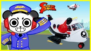 NEW RELEASE COMBO PANDA TOY! Combo Panda Airplanes from Ryan's World!