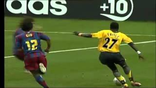 Финал Лиги Чемпионов 2006 Барселона - Арсенал 2:1 Обзор матча