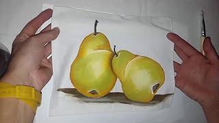 Pintando en tela, Materiales 3º Parte