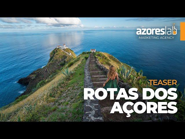Rotas dos Açores - Teaser
