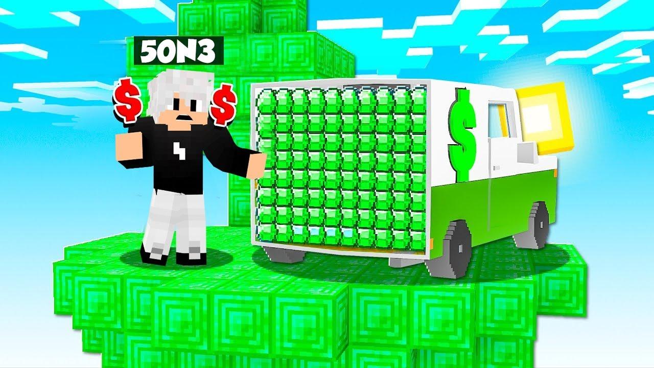 Download SAKUPILI SMO MNOGO EMERALDA! - Minecraft Emerald Tycoon #2
