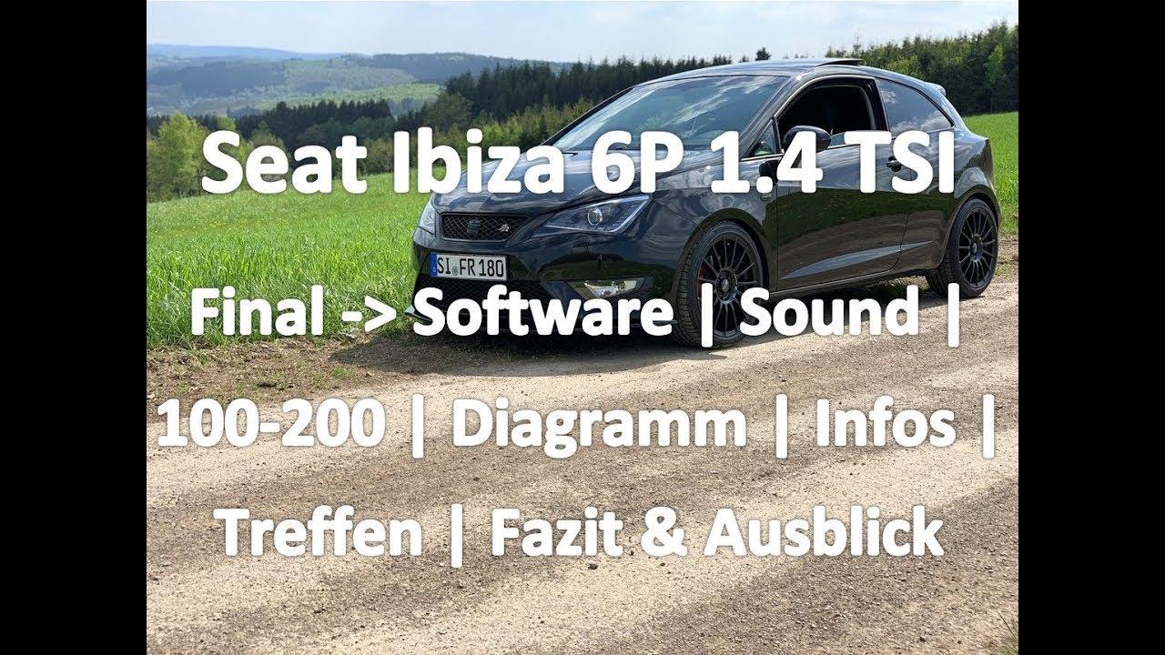 SEAT IBIZA-CUPRA 6J 1.4 TSI (DSG7)