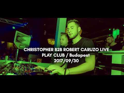 DJ Christopher B2B Robert Caruzo Live - Club Play @ Nightlife [2017.09.30.]