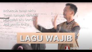 Kelas 2 - Tema 1 Hidup Rukun - Lagu Wajib | Video Pendidikan Indonesia