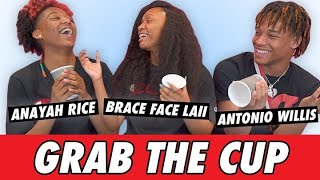 Anayah Rice, Brace Face Laii & Antonio Willis - Grab The Cup