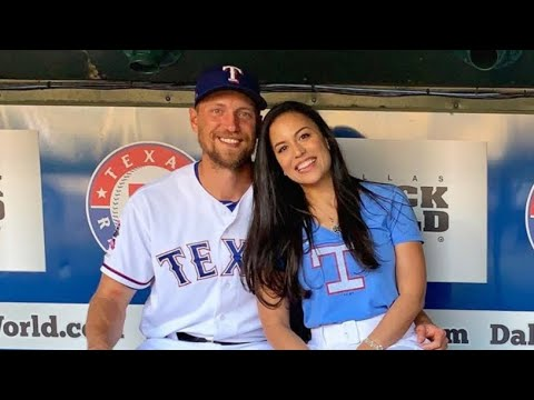 Texas Rangers' Hunter Pence Opening Day 2019 | Day In The Life #52