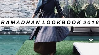 RAMADHAN OUTFIT IDEAS 2016 | STYLEOFSABLE