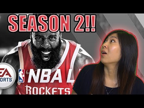 SEASON 2 IS HERE AND WE GET 8 ELITES!! | NBA LIVE MOBILE