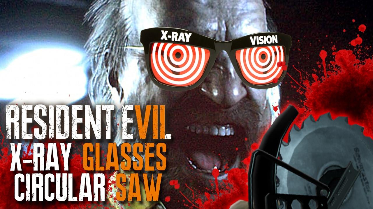 d26f22429a9 Unlocking X-Ray Glasses   Circular Saw - Resident Evil 7  Biohazard (Under  4 Hours Speedrun)