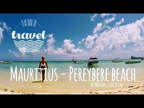 Mauritius - Pereybere beach / 🌴 Travel Vlog 🌴