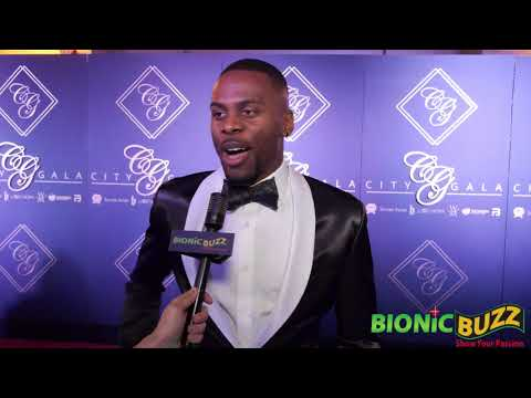 Nicholas Alexander Interview at City Gala 2018