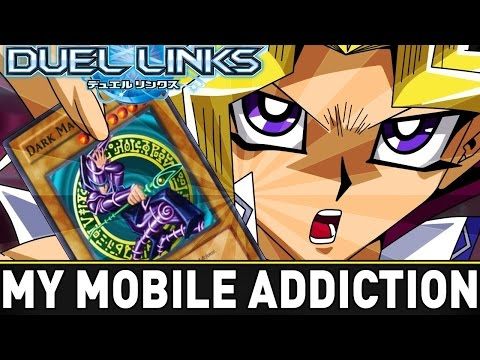 Yu-Gi-Oh Duel Links Mobile w/ ShadyPenguinn | Welcome To My Addiction